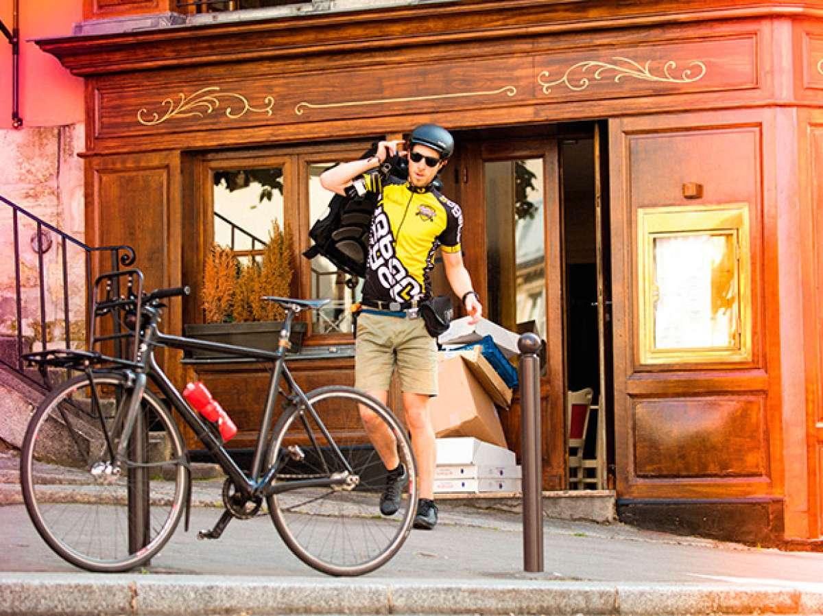 Bollé Messenger, un casco diseñado para mejorar la seguridad de los ciclistas urbanos
