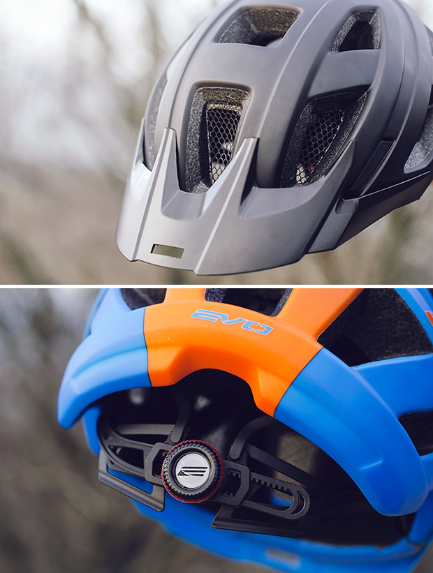 Nuevo casco EVO Enduro de BH Bikes