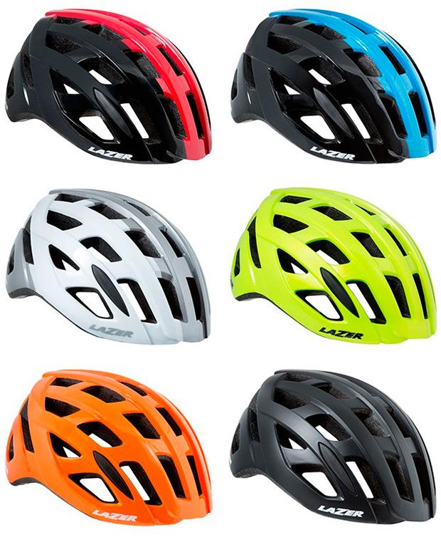 Nuevos cascos Lazer Tonic y Lazer Roller