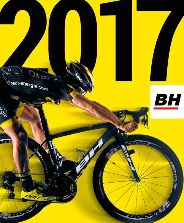 En TodoMountainBike: Catálogo de BH 2017. Toda la gama de bicicletas BH para la temporada 2017