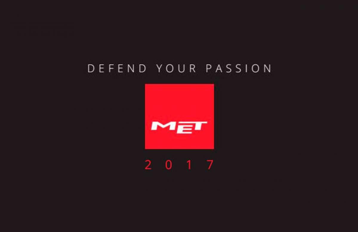 Catálogo de MET 2017. Toda la gama de cascos MET para la temporada 2017