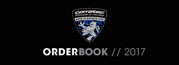 Catálogo de Corratec 2017. Toda la gama de bicicletas Corratec para la temporada 2017