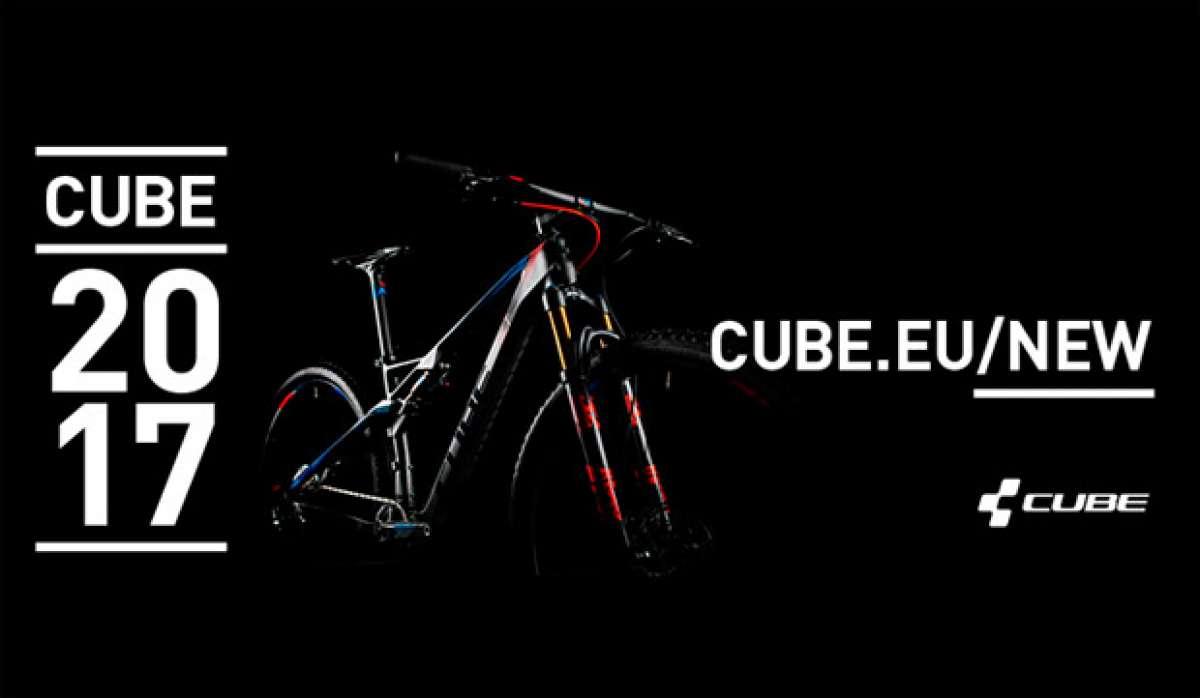 En TodoMountainBike: Catálogo de CUBE 2017. Toda la gama de bicicletas CUBE para la temporada 2017