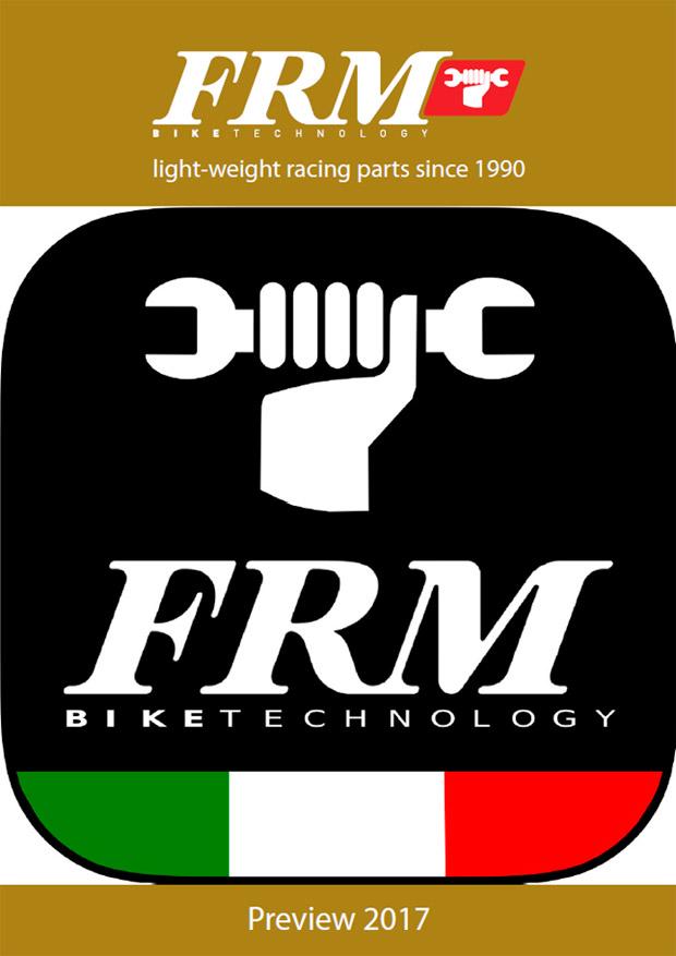 Catálogo de FRM 2017. Toda la gama de bicicletas y accesorios FRM para la temporada 2017