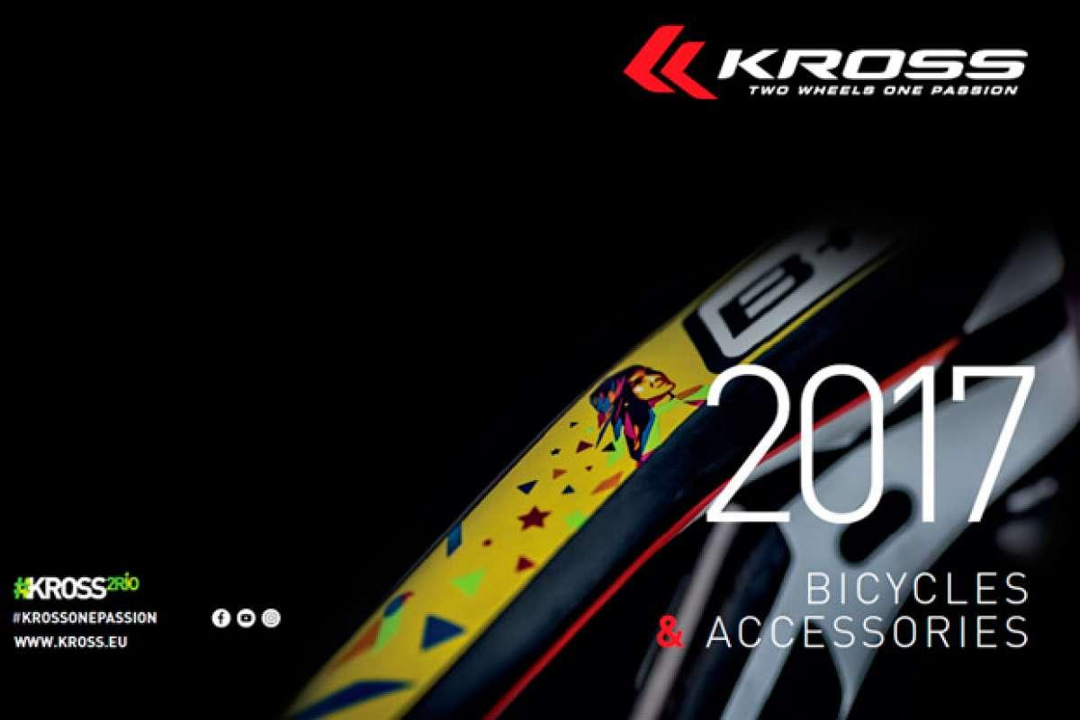 En TodoMountainBike: Catálogo de Kross 2017. Toda la gama de bicicletas Kross para la temporada 2017