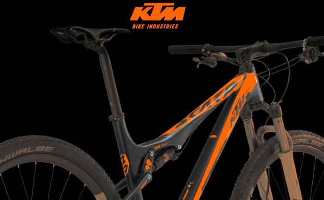 Catálogo de KTM 2017. Toda la gama de bicicletas KTM para la temporada 2017