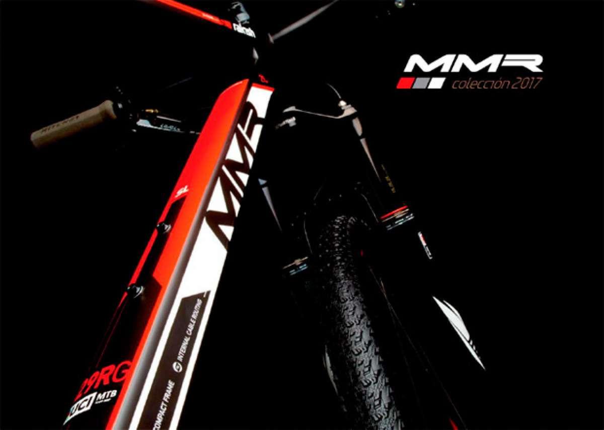 En TodoMountainBike: Catálogo de MMR 2017. Toda la gama de bicicletas MMR para la temporada 2017