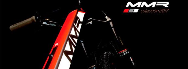 Catálogo de MMR 2017. Toda la gama de bicicletas MMR para la temporada 2017
