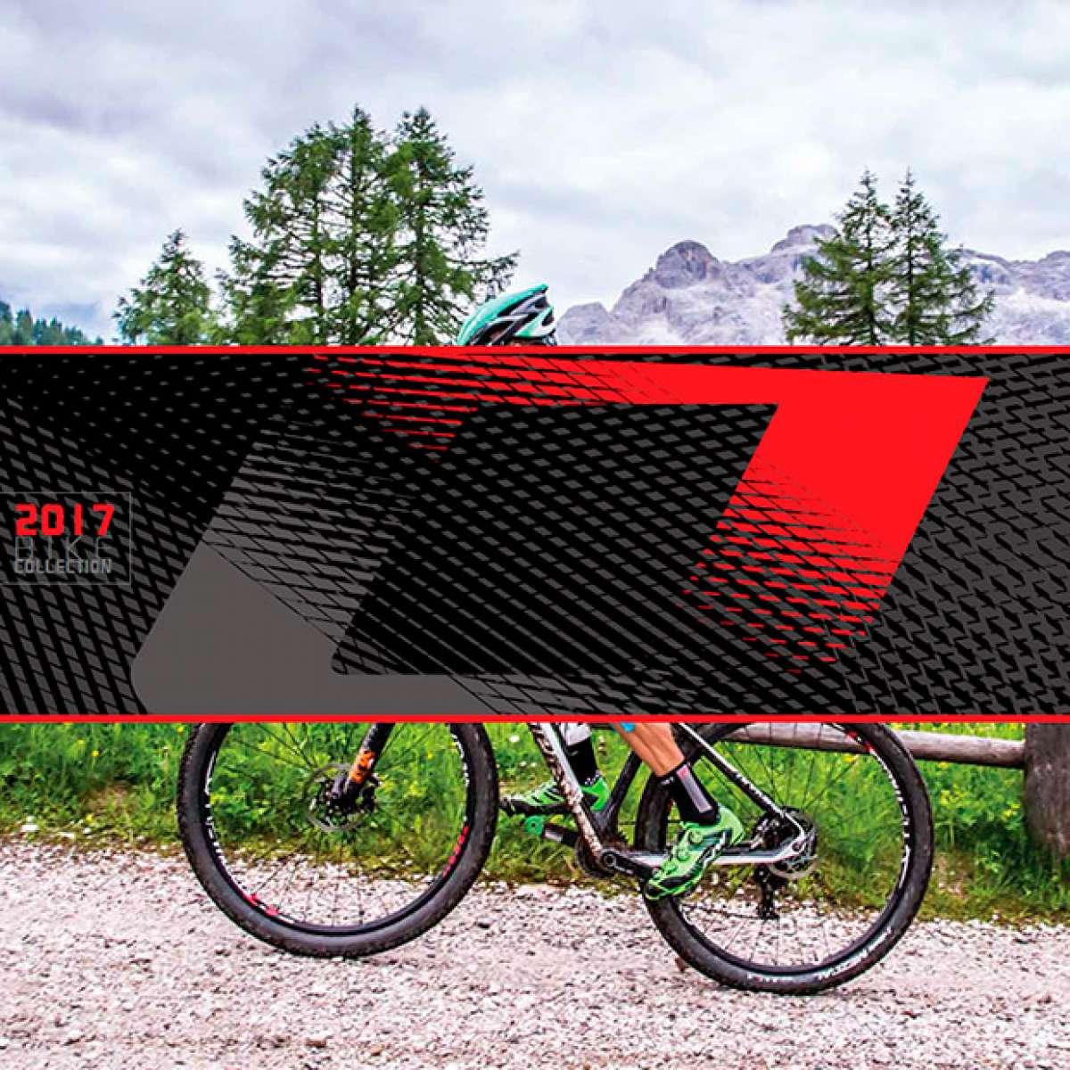 Catálogo de Olympia 2017. Toda la gama de bicicletas Olympia para la temporada 2017