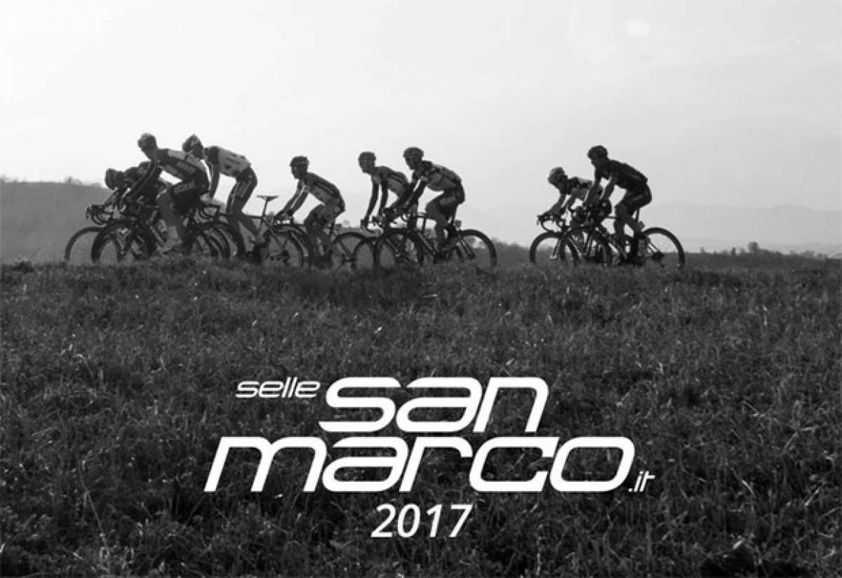 Catálogo de Selle San Marco 2017. Toda la gama de sillines Selle San Marco para la temporada 2017