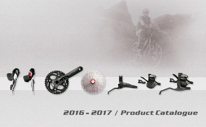 Catálogo de SunRace 2016/17. Toda la gama de productos SunRace para la temporada 2016/17
