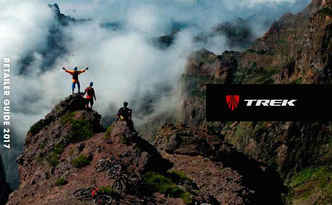 Catálogo de Trek 2017. Toda la gama de bicicletas Trek para la temporada 2017