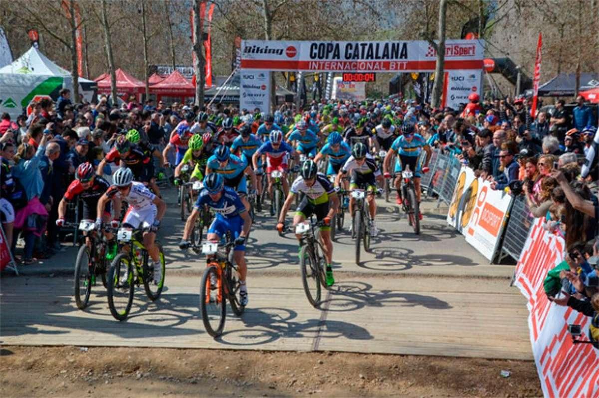 En TodoMountainBike: Máxima categoría UCI para la primera prueba de la Copa Catalana Internacional BTT Biking Point 2017