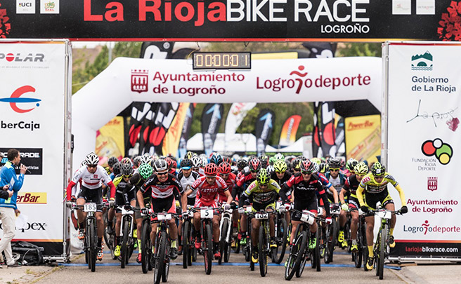 Aumento de categoría UCI para La Rioja Bike Race presented by Shimano 2017