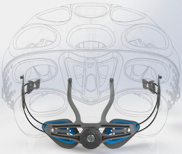 En TodoMountainBike: Catlike Yelmo, un nuevo casco para Enduro repleto de detalles
