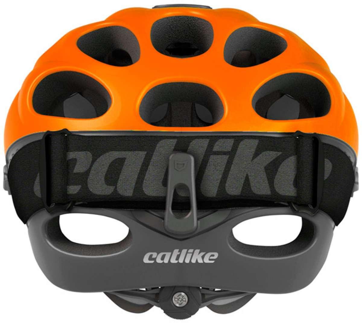 Catlike Yelmo, un nuevo casco para Enduro repleto de detalles