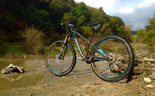 La foto del día en TodoMountainBike: 'Cauce del río Goros'