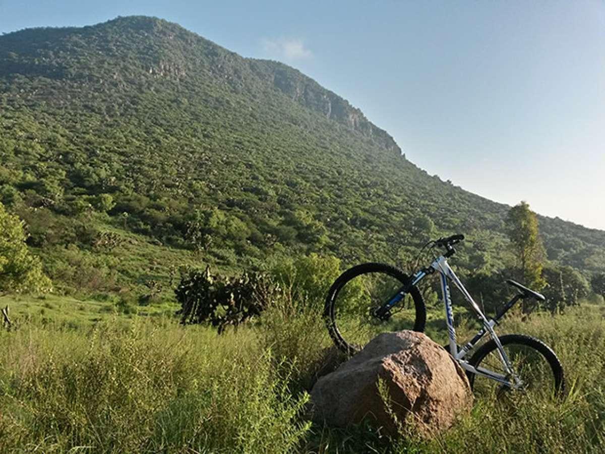 """La foto del día en TodoMountainBike: """"Cerro del Viento"""""""