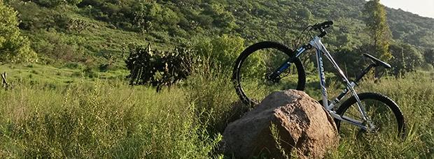La foto del día en TodoMountainBike: 'Cerro del Viento'