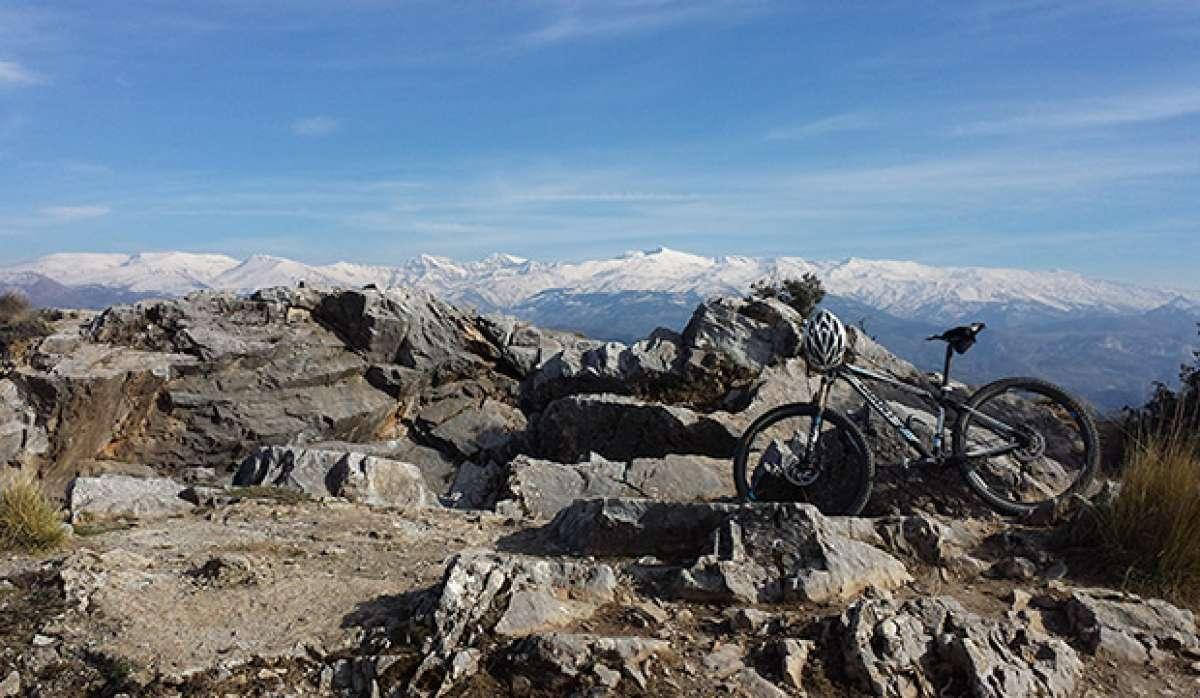 """La foto del día en TodoMountainBike: """"En el Cerro Maúllo"""""""