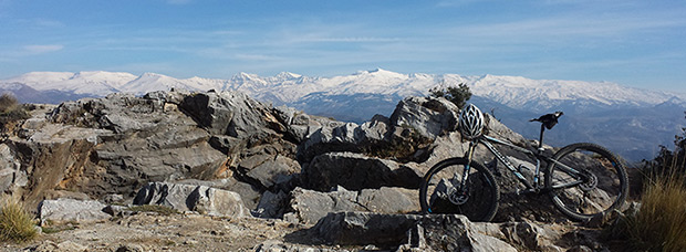 La foto del día en TodoMountainBike: 'En el Cerro Maúllo'