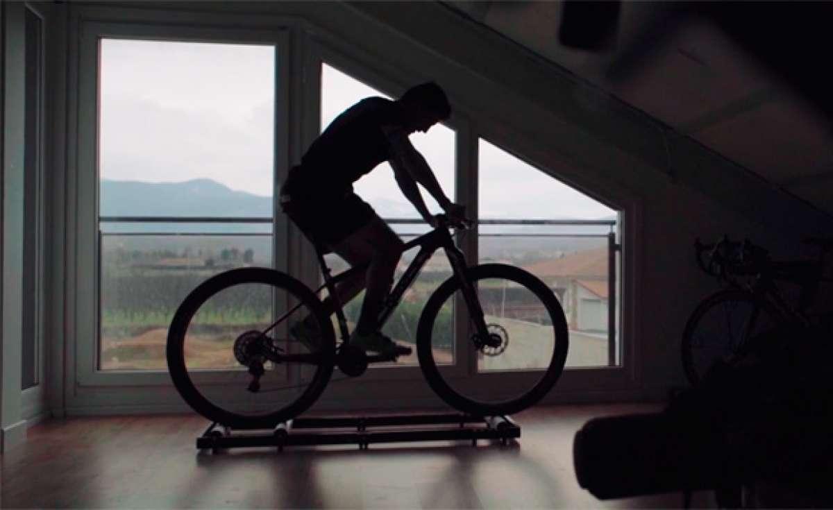 'Chasing Río - Capítulo 1', así se prepara Carlos Coloma para conseguir su oro olímpico