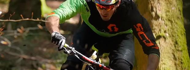 'Chasing Trail - Episodio 1', rodando con Rémy Absalon por los senderos de Los Vosgos (Francia)