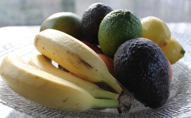 Chirimoya y aguacate, dos excelentes sustitutos del plátano para nuestras salidas ciclistas