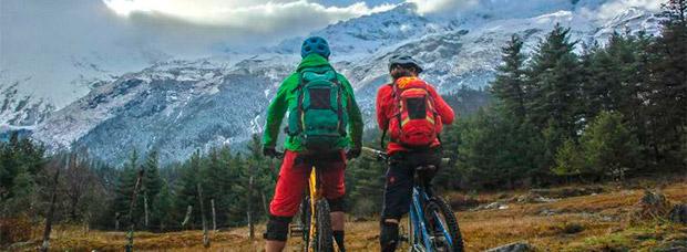 Recorriendo Nepal con los chicos de Enduro MTB Nepal
