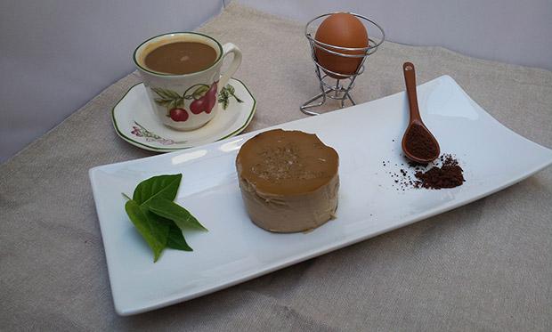 Claras de huevo con café, la última novedad alimenticia de EcoSpain