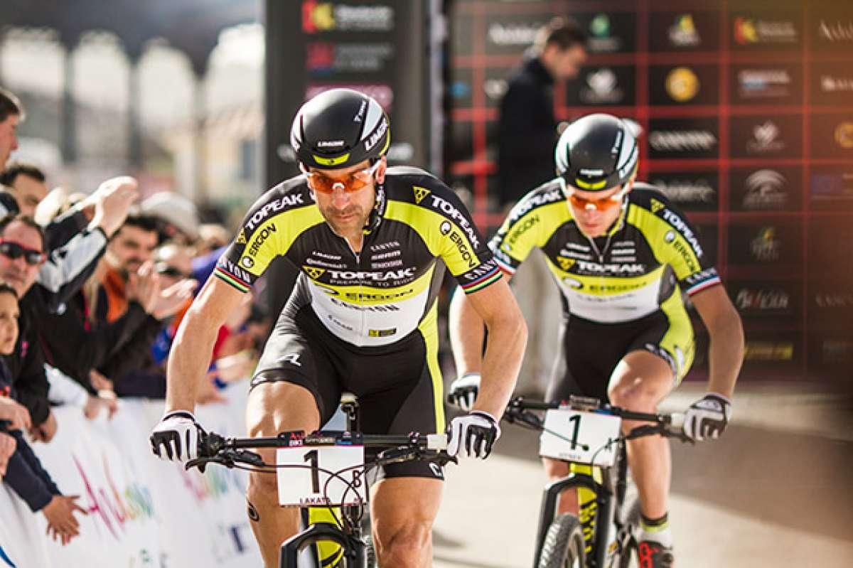 Nueva clasificación por equipos para la Andalucía Bike Race presented by Shimano 2017