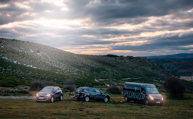 Specialized y el sistema FlexFix de Opel, juntos hasta 2017