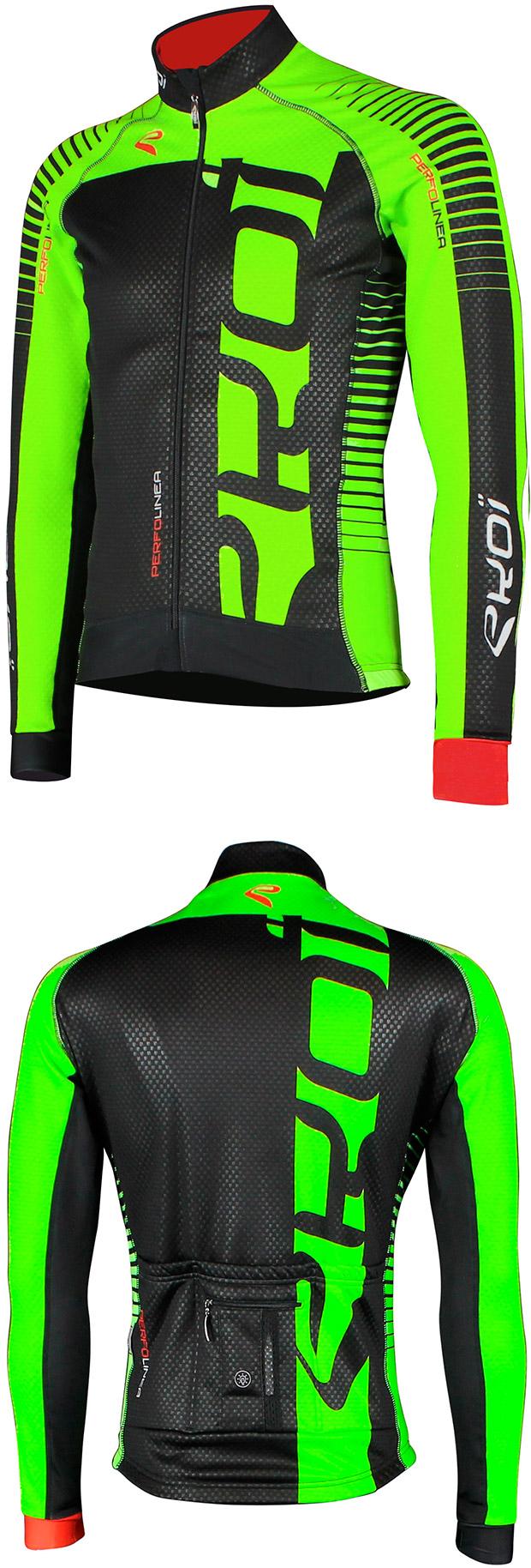 En TodoMountainBike: Ekoï LED: chaqueta, guantes y cascos para ciclistas con LEDs integrados