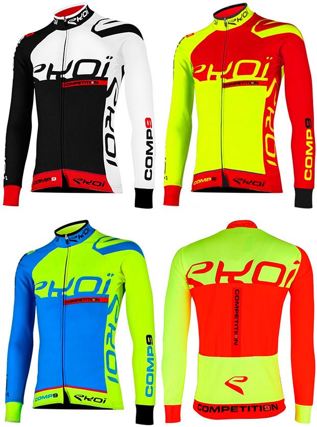 Ekoï COMPETITION9, nueva gama de equipamiento para la temporada otoño-invierno de 2016