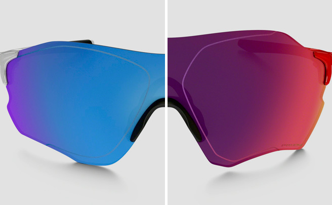 Oakley EVZero, las gafas deportivas más ligeras de la firma