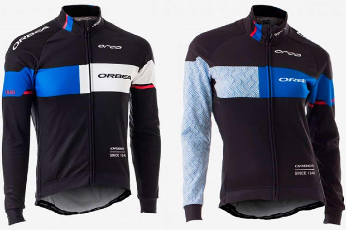 La colección de ropa ciclista de invierno de Orbea, ya a la venta