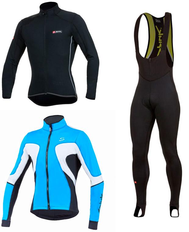 Nueva línea de equipamiento Winter de Spiuk para afrontar el invierno sobre pedales