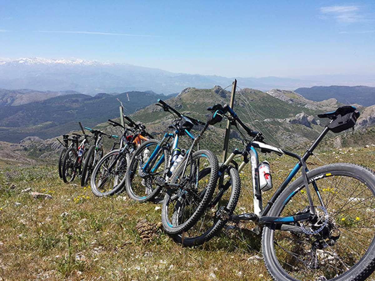 """La foto del día en TodoMountainBike: """"Parque Natural de la Sierra de Huétor"""""""