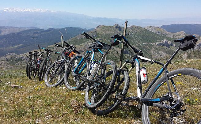 La foto del día en TodoMountainBike: 'Parque Natural de la Sierra de Huétor'
