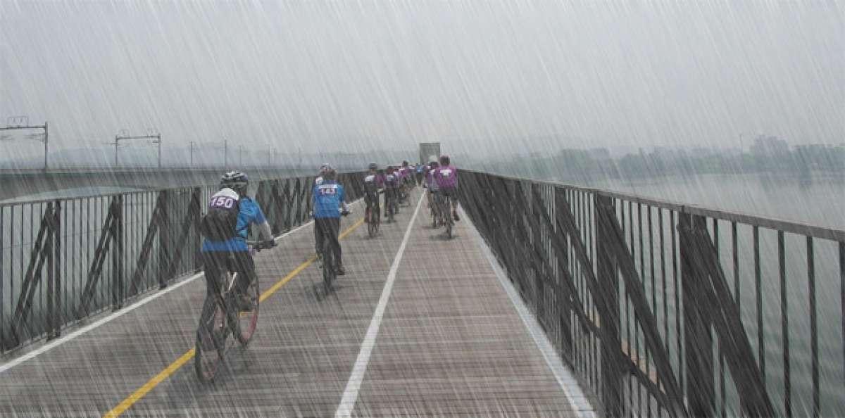 Algunos consejos para hacer ciclismo de montaña en días lluviosos