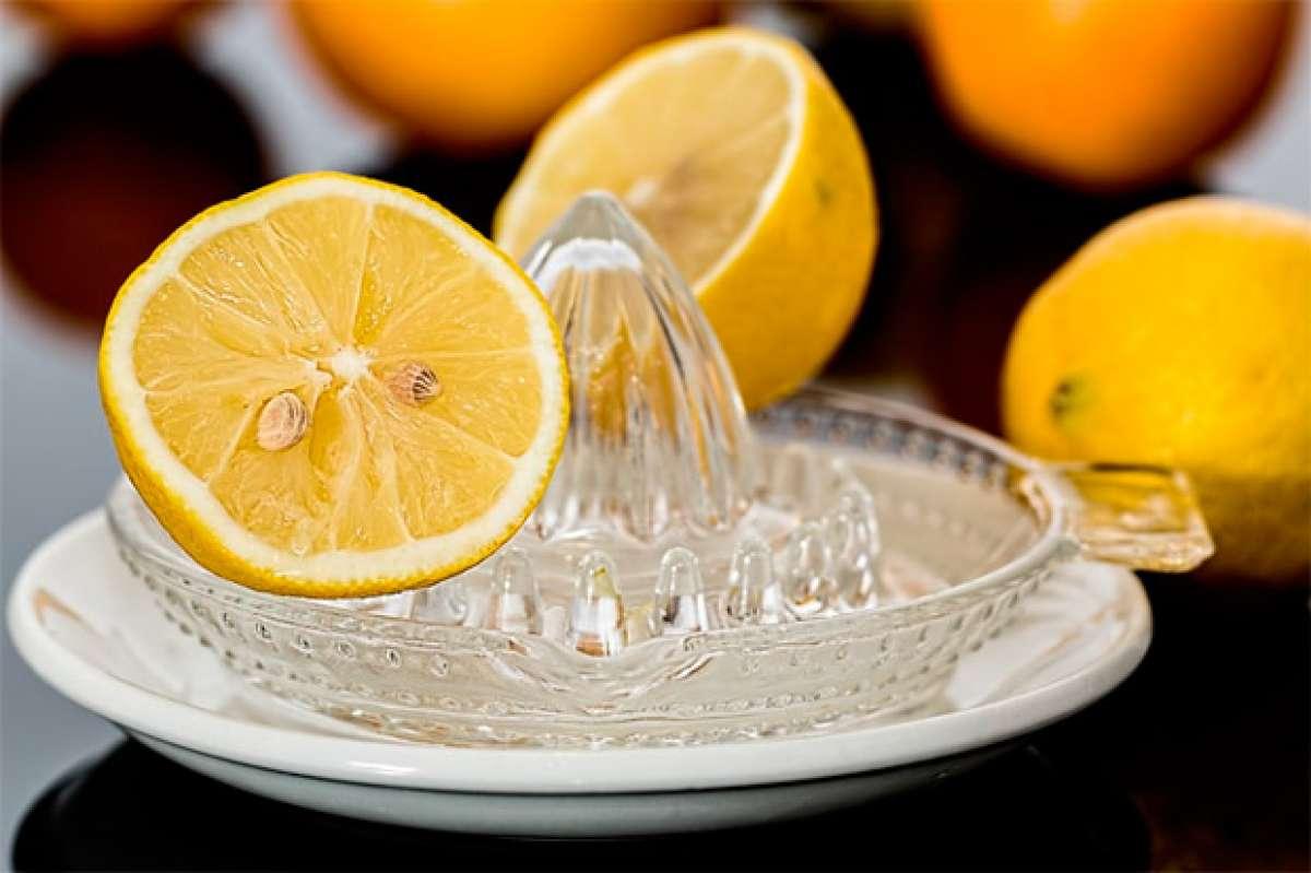 Limonada alcalina, un preparado casero para rehidratarnos de forma efectiva