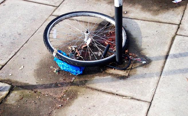 Cinco prácticos consejos para prevenir el robo de una bicicleta