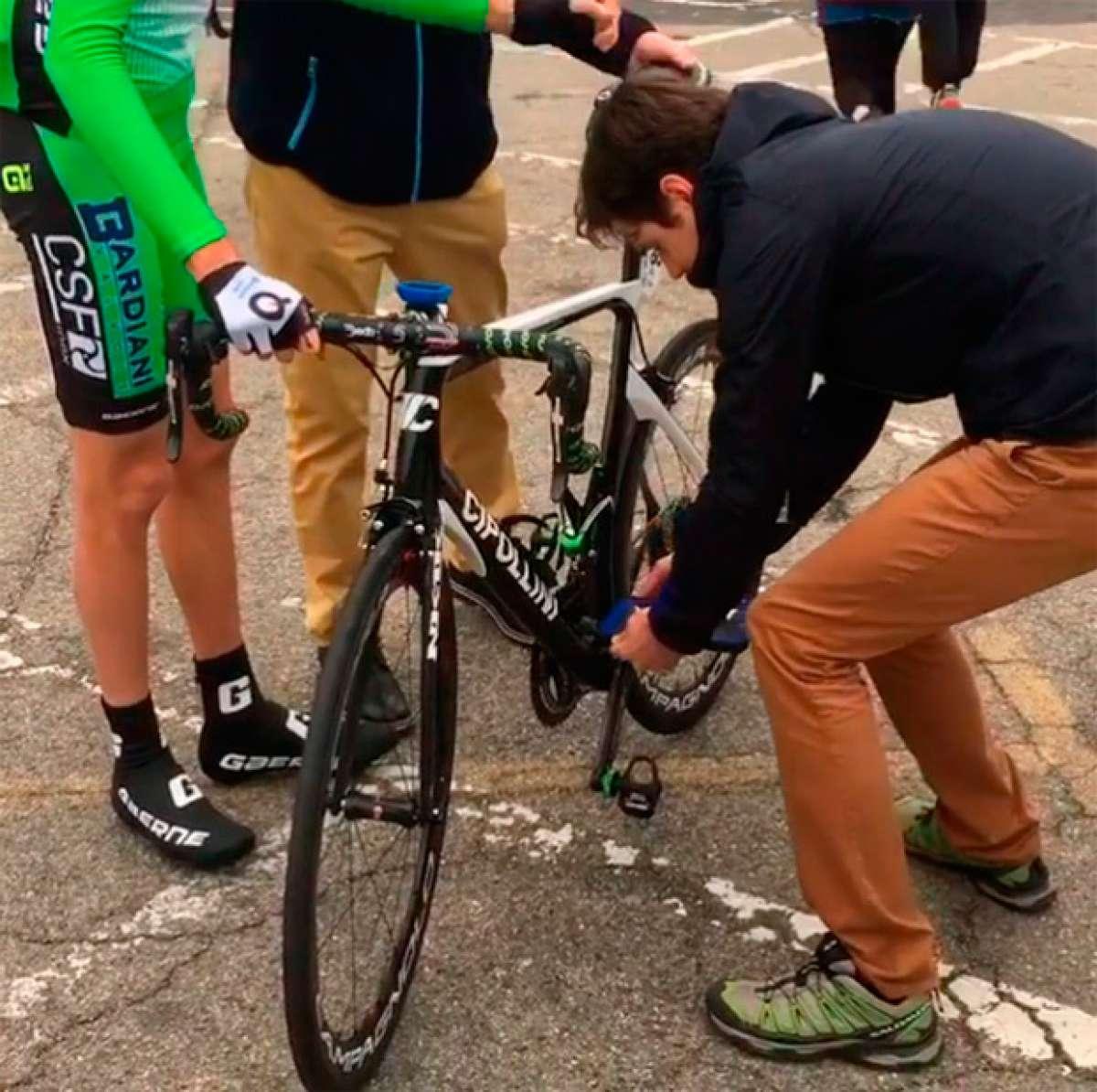 Entre 3.000 y 4.000 controles UCI para detectar motores ocultos en las bicicletas del Tour de Francia 2016
