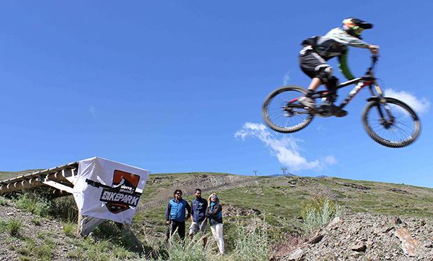 Arranque de temporada con la Copa Bull Bike Sierra Nevada 2016