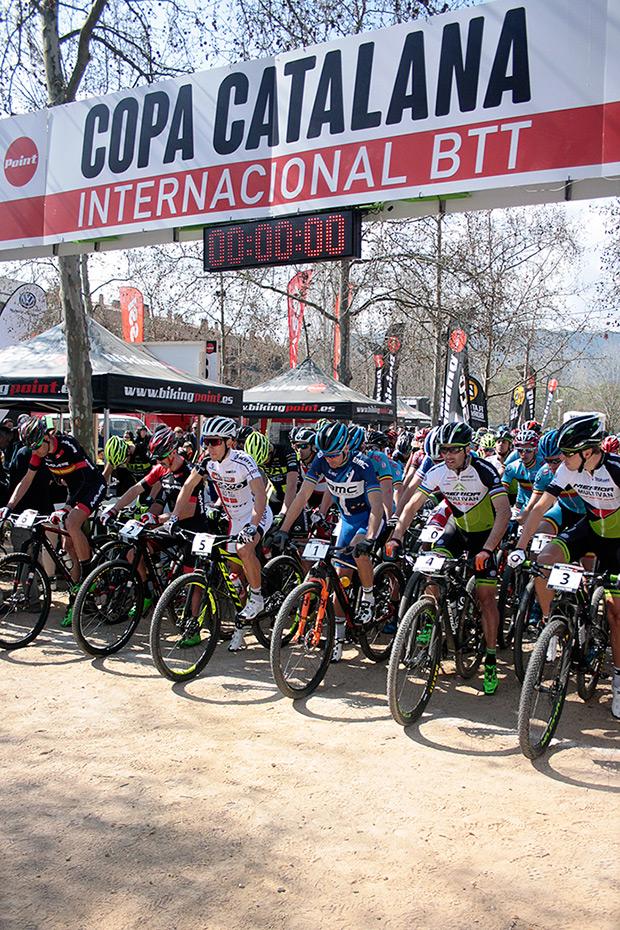 Victor Koretzky y Githa Michiels, campeones de la Copa Catalana Internacional Biking Point de Banyoles
