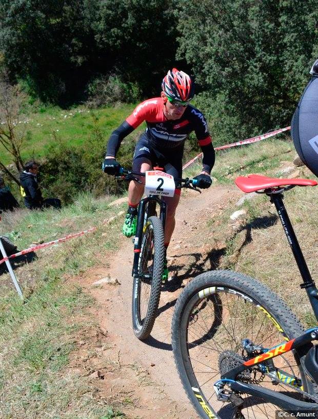 David Valero y Rocío Martín, vencedores de la Copa Catalana Internacional BTT Biking Point de La Vall de Lord