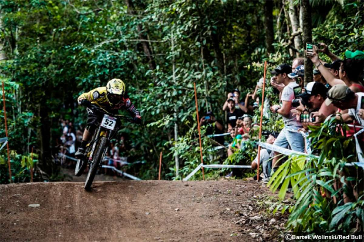 Copa del Mundo UCI DH 2016: Cairns (Australia)