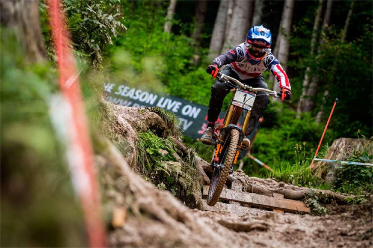 Copa del Mundo UCI DHI 2016: Resumen de la cuarta ronda disputada en Leogang (Austria)