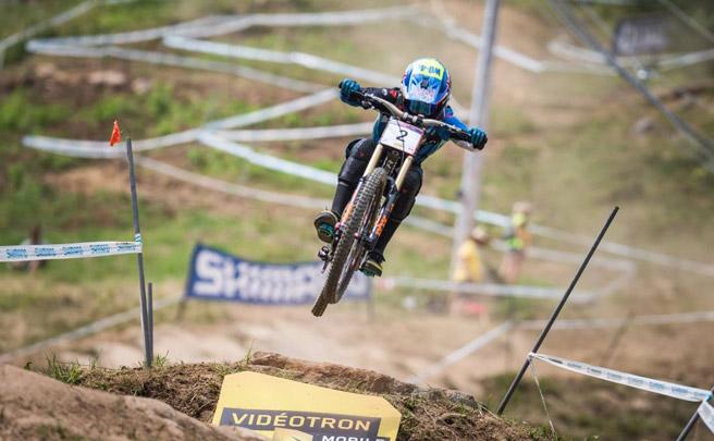 Copa del Mundo UCI DHI 2016: Resumen de la sexta ronda disputada en Mont-Sainte-Anne (Canadá)