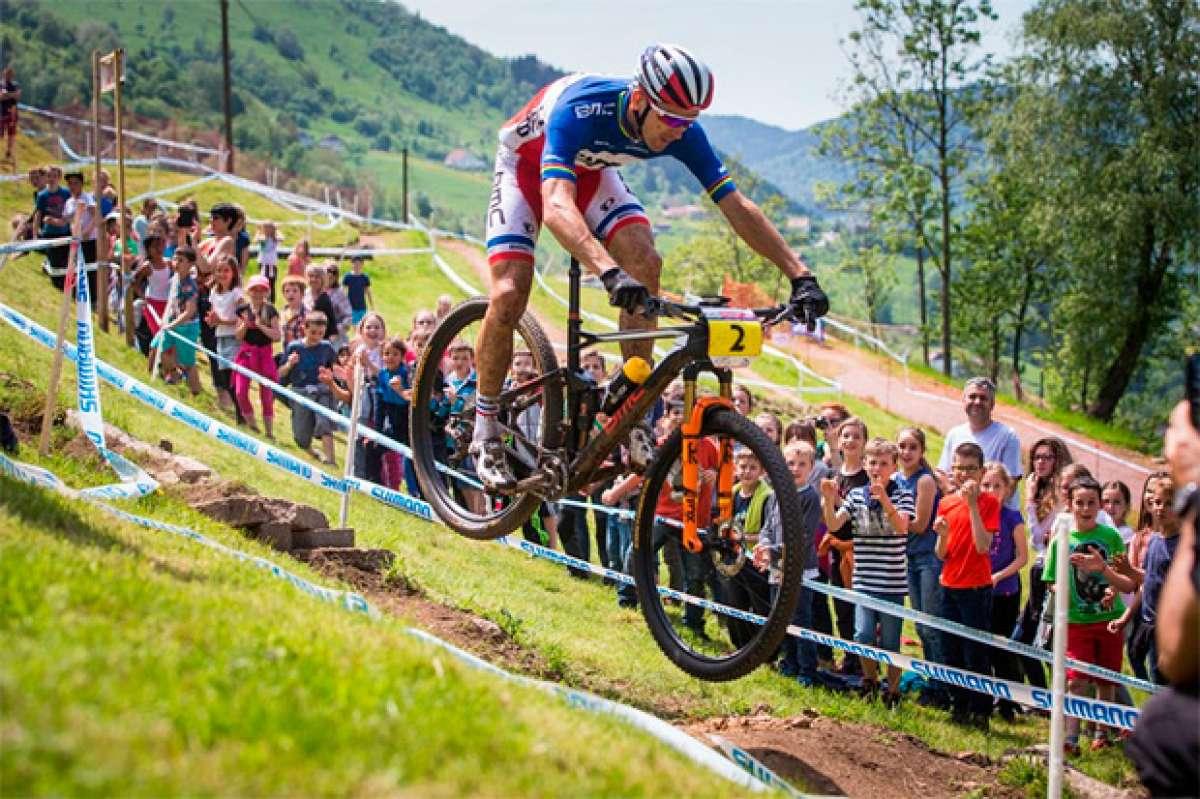 Scott Spark 2017, cassette SunRace MX8 11-46T, grupo SRAM GX DH, Copa del Mundo UCI XCO y mucho más. Lo mejor de la semana en TodoMountainBike